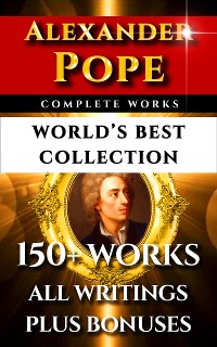 Cover Alexander Pope Complete Works – World's Best Collection