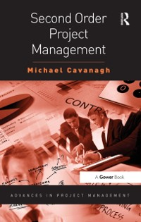 Cover Second Order Project Management