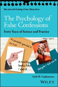 Cover The Psychology of False Confessions