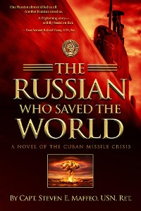 Cover The Russian Who Saved the World