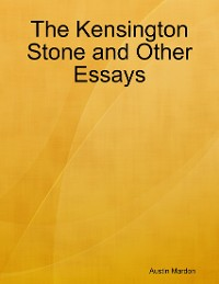 Cover The Kensington Stone and Other Essays
