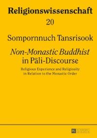 Cover Non-Monastic Buddhist in Pali-Discourse