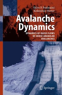 Cover Avalanche Dynamics