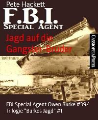 Cover Jagd auf die Gangster-Brüder