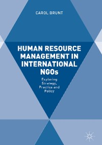 Cover Human Resource Management in International NGOs