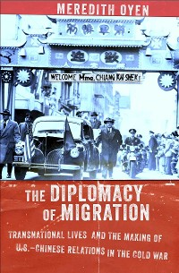 Cover The Diplomacy of Migration