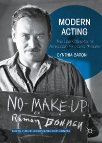 Cover Modern Acting