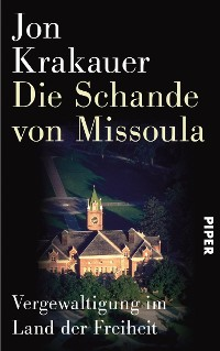 Cover Die Schande von Missoula
