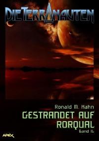 Cover DIE TERRANAUTEN, Band 16: GESTRANDET AUF RORQUAL
