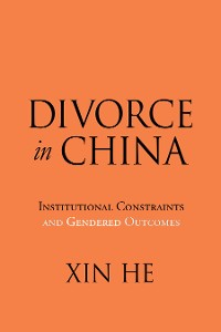 Cover Divorce in China