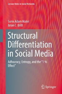 Cover Structural Differentiation in Social Media