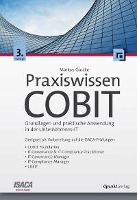 Cover Praxiswissen COBIT