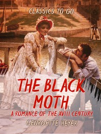 Cover The Black Moth