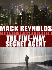 Cover The Five-Way Secret Agent
