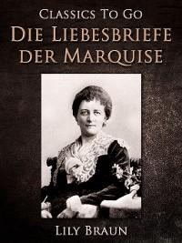 Cover Die Liebesbriefe der Marquise