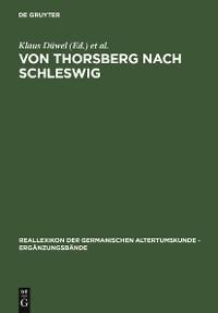 Cover Von Thorsberg nach Schleswig