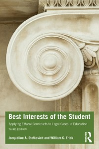 Cover Best Interests of the Student