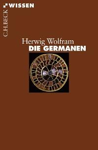 Cover Die Germanen