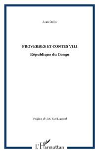 Cover Proverbes et contes Vili