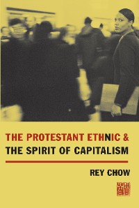 Cover The Protestant Ethnic and the Spirit of Capitalism