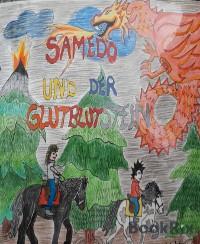 Cover Samedo und der Glutblutstein