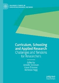 Cover Curriculum, Schooling and Applied Research