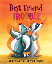 Cover Best Friend Trouble