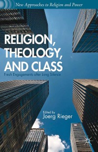 Cover Religion, Theology, and Class