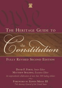 Cover Heritage Guide to the Constitution