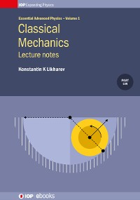 Cover Classical Mechanics: Lecture notes