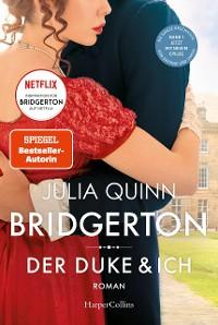 Cover Bridgerton - Der Duke und ich