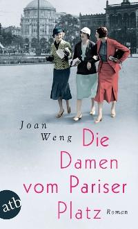 Cover Die Damen vom Pariser Platz
