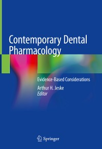 Cover Contemporary Dental Pharmacology