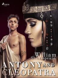 Cover Antony and Cleopatra