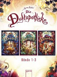 Cover Duftapotheke Bundle. Bände 1-3