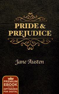 Cover Pride and Prejudice (Premium Ebook)