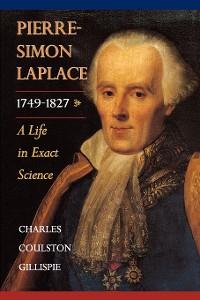 Cover Pierre-Simon Laplace, 1749-1827
