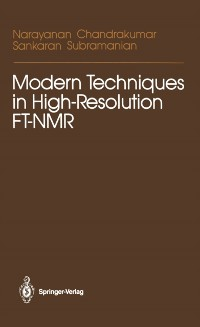 Cover Modern Techniques in High-Resolution FT-NMR