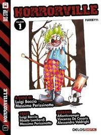 Cover Horrorville 1