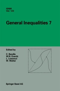 Cover General Inequalities 7