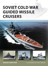 Cover Soviet Cold War Guided Missile Cruisers