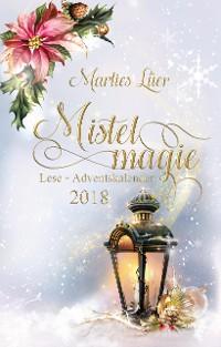 Cover Lese-Adventskalender 2018 Mistelmagie