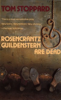 Cover Rosencrantz and Guildenstern Are Dead
