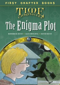 Cover Read with Biff, Chip and Kipper Time Chronicles: First Chapter Books: The Enigma Plot