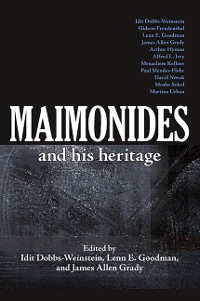 Cover Maimonides and His Heritage