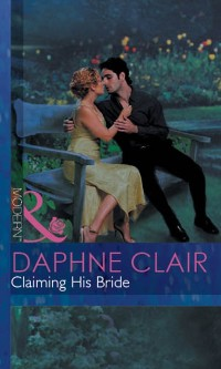 Cover Claiming His Bride (Mills & Boon Modern)