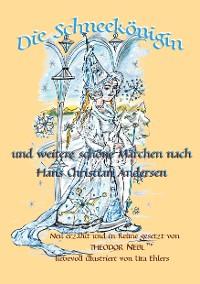 Cover Die Schneekönigin und weitere schöne Märchen aus aller Welt