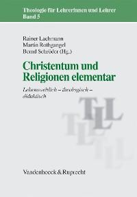 Cover Christentum und Religionen elementar