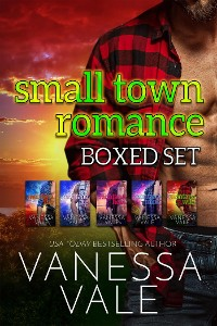 Cover Small Town Romance Boxed Set: Books 1 - 5