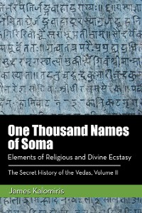 Cover One Thousand Names of Soma